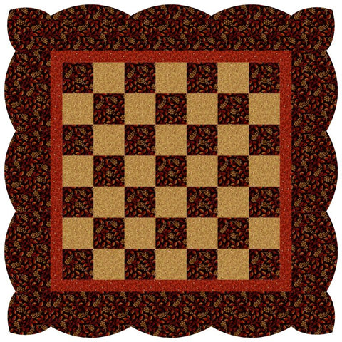 Checkerboard Topper PDF