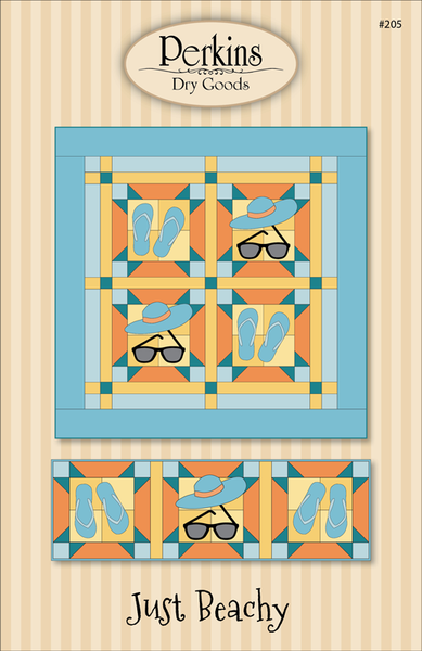 Just Beachy Quilts PDF