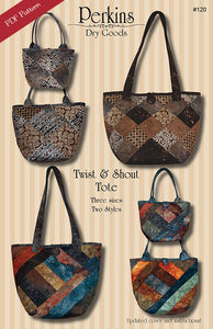 Twist and Shout Tote PDF