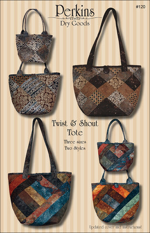 Twist & Shout Tote