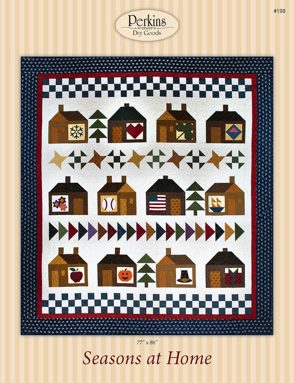 Seasons at Home pattern cover