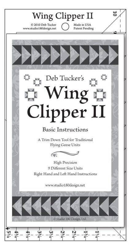 Wing Clipper 2
