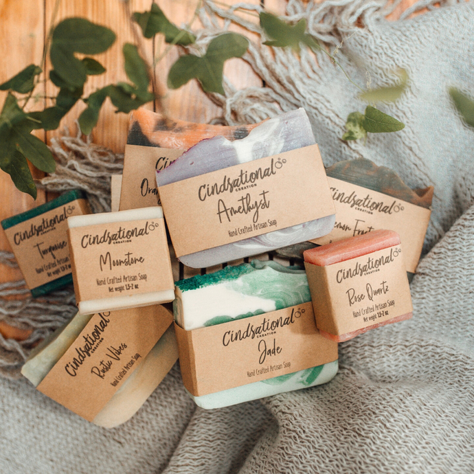 4 Reasons to Buy Handmade Soaps