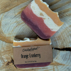 Orange Cranberry - Cindsational Creation