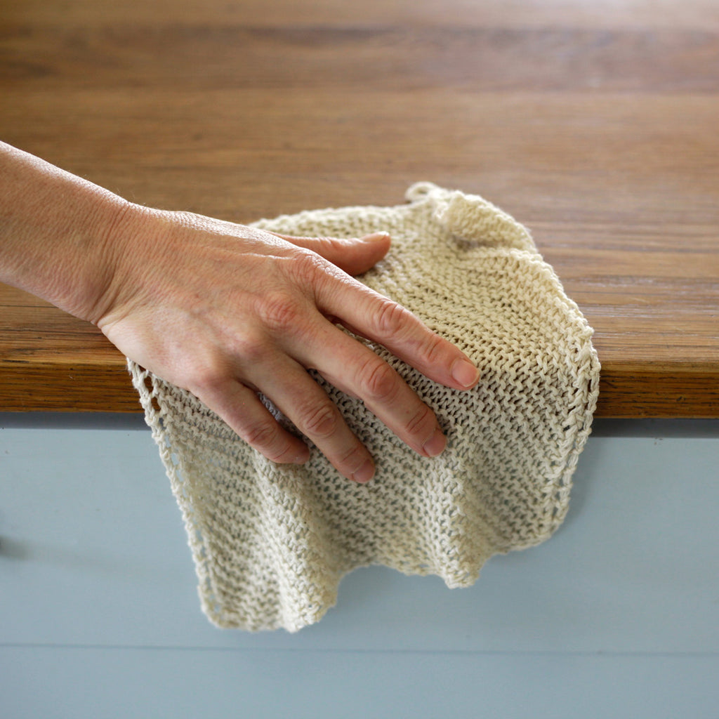 The Making of an Eco-Friendly Kitchen Cloth