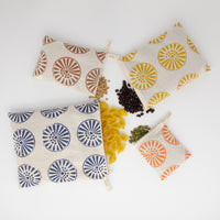 Dry Goods Bag: Set of 4 / Pincushion | refill shopping essential