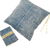 Chair Cushion Cover Blue | fresh looks for dinning, office or patio chairs