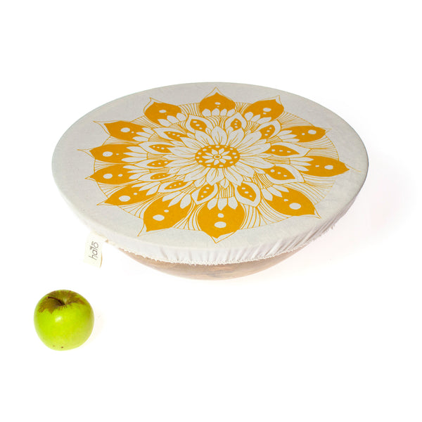 Halo Dish and Bowl Cover Extra Large Edible Flowers | Anushka Davids