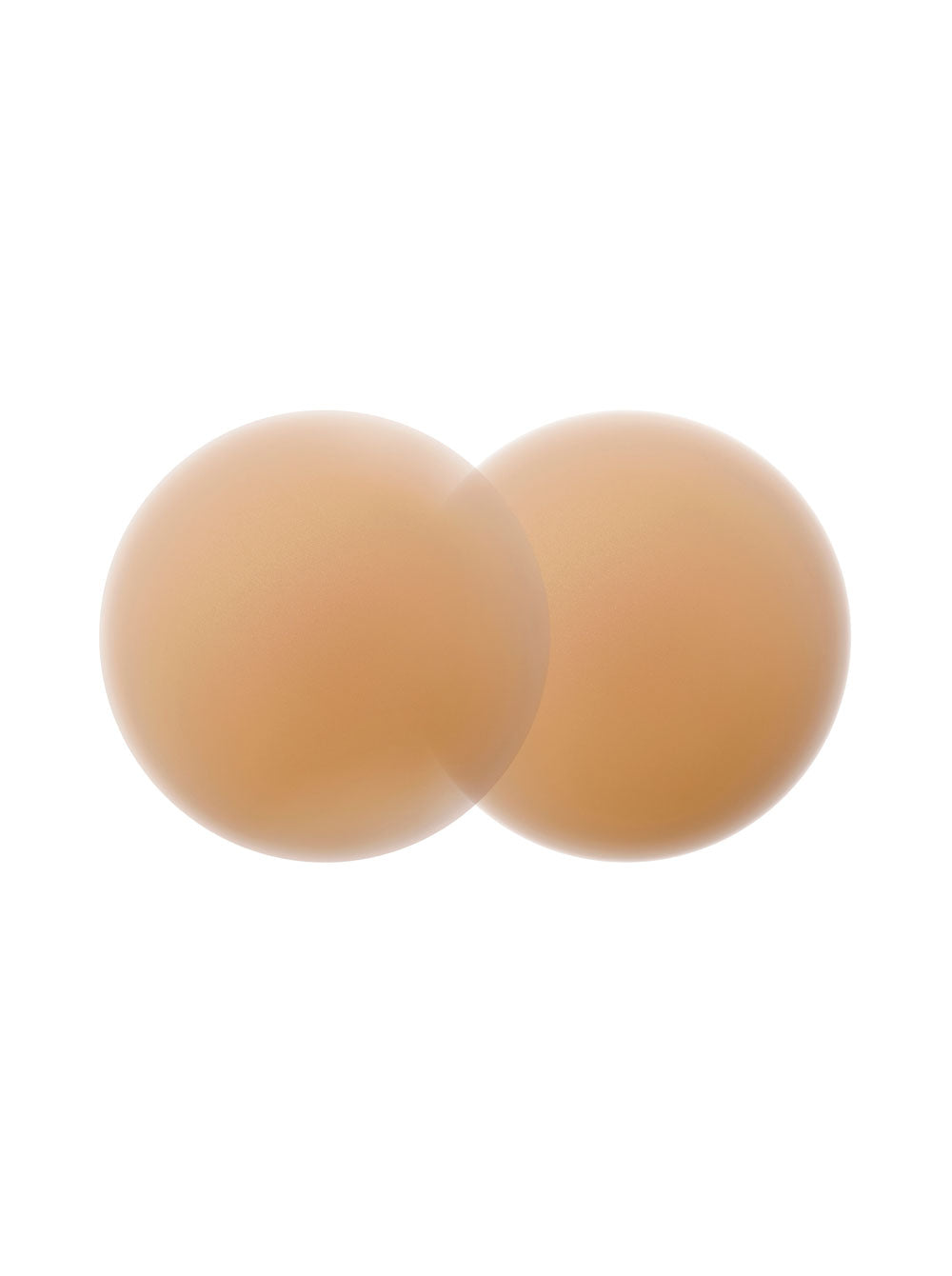 Bristols 6 Nippies Skin adhesive covers in Medium Caramel