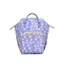 Load image into Gallery viewer, 2017 Fashion Mummy Maternity Nappy Backpack Bag Large Capacity Mom Baby Multifunction Outdoor Travel Diaper Bags For Baby Care