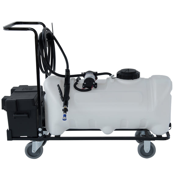 Aqua Sub Cart - 25 gallon