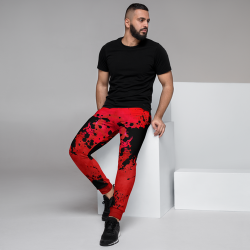 CrisisKhan Collection - Quarantine Joggers - Marzelli