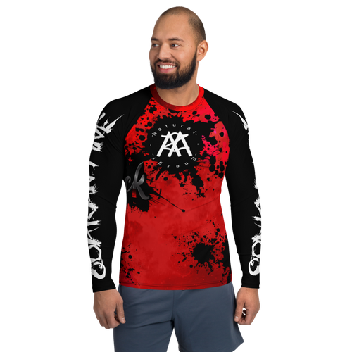 CrisisKhan Collection - Quarantine Rash Guard - Marzelli