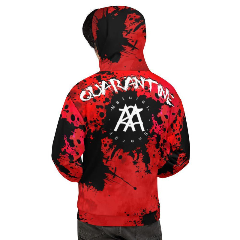 CrisisKhan Collection - Quarantine Hoodie - Marzelli
