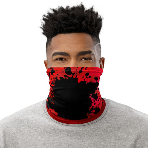 CrisisKhan Collection - Quarantine Neck Gaiter - Marzelli