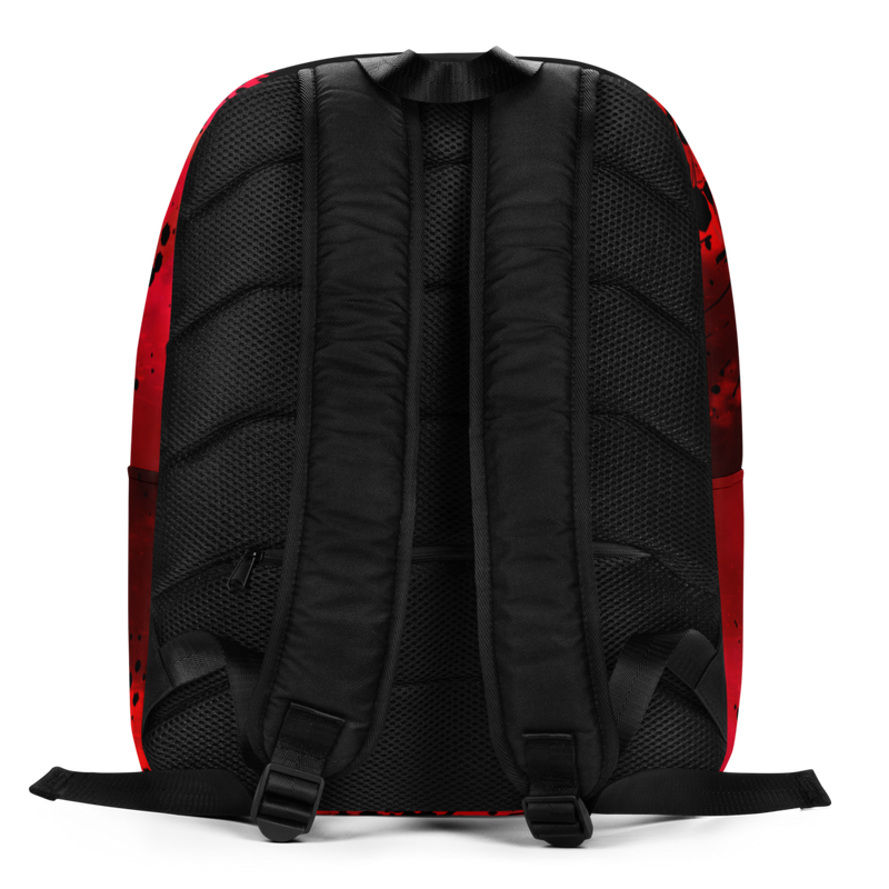 CrisisKhan Collection - Quarantine Backpack - Marzelli