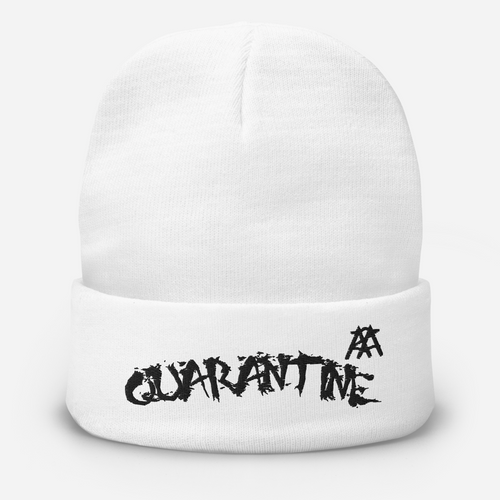 CrisisKhan Collection - Quarantine Beanie - Marzelli