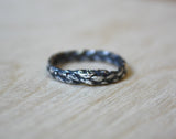 Delicate Braided Ring