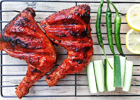 Juicy and Flavourful Grilled Chicken