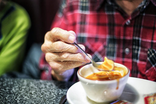 centenarian eating habits they don't eat too much