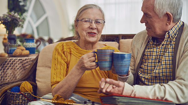 how to live longer and younger coffee drinker