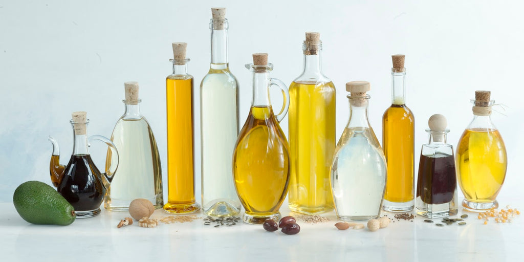 foods that make you sick - cold pressed oils
