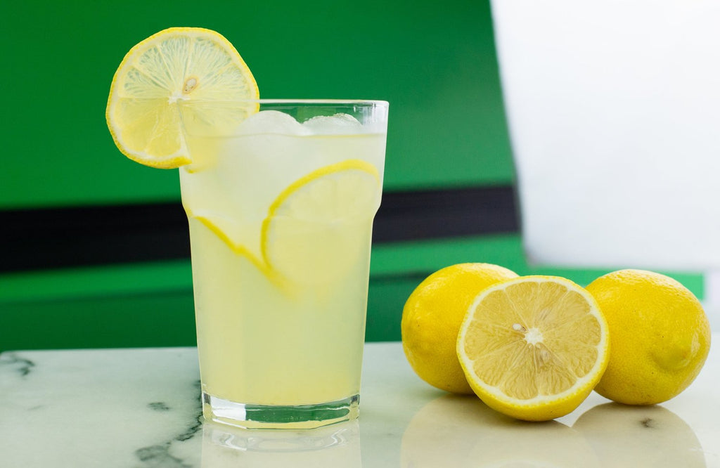 These Foods Make You Look Older Than You Are - lemonade
