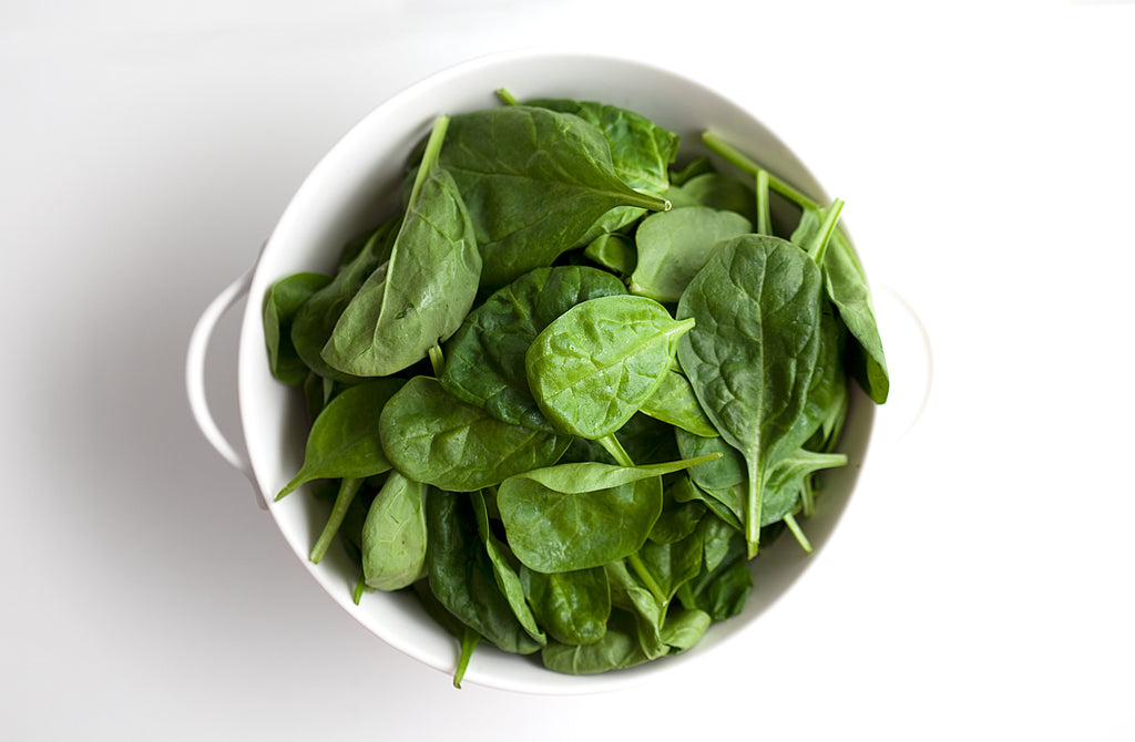 Leftover Foods That Can Make You Sick - spinach