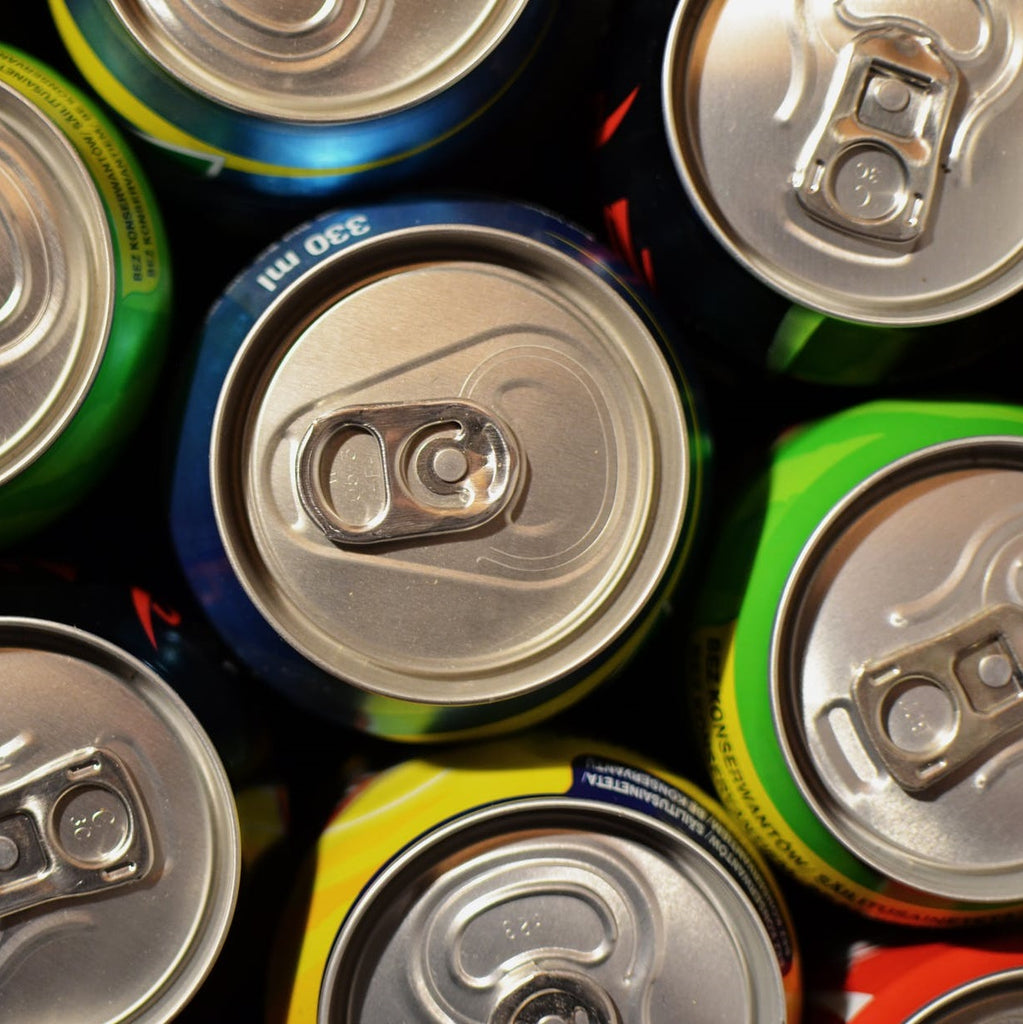 15 Foods You May Love BUT Just Aren't Worth The Calories - energy drinks