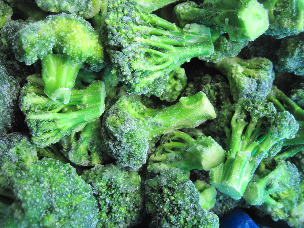 insects in food facts - aphids in frozen broccoli