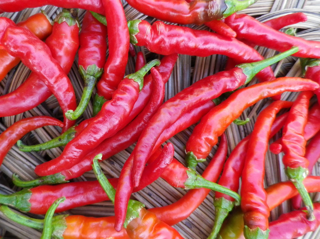 9 Foods You Should NEVER EVER Reheat in a Microwave hot peppers