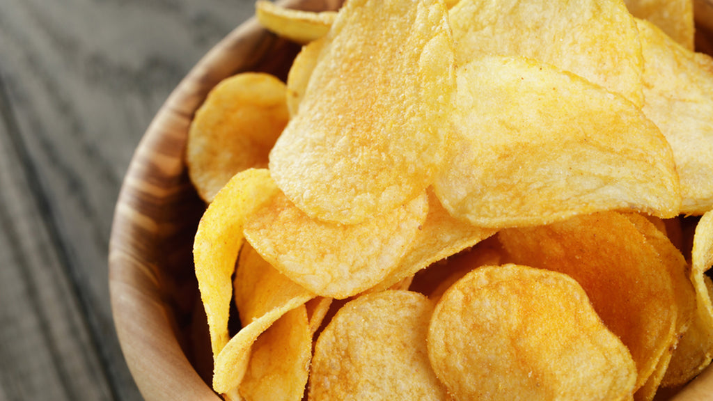 These Foods Make You Look Older Than You Are - potato chips