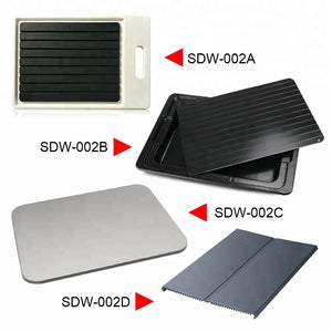 TEFLON COATING FAST DEFROSTING TRAY