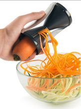 Load image into Gallery viewer, FRUIT VEGETABLE SPIRALIZER