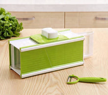 Load image into Gallery viewer, HAND-HELD PLASTIC 4-SIDE VEGETABLE GRATER SLICER