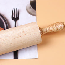 Load image into Gallery viewer, KITCHEN ACCESSORY WOOD ROLLING PIN