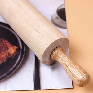 KITCHEN ACCESSORY WOOD ROLLING PIN