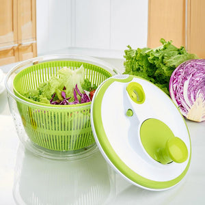 KITCHEN MULTIFUNCTIONAL MIX SALAD SPINNER