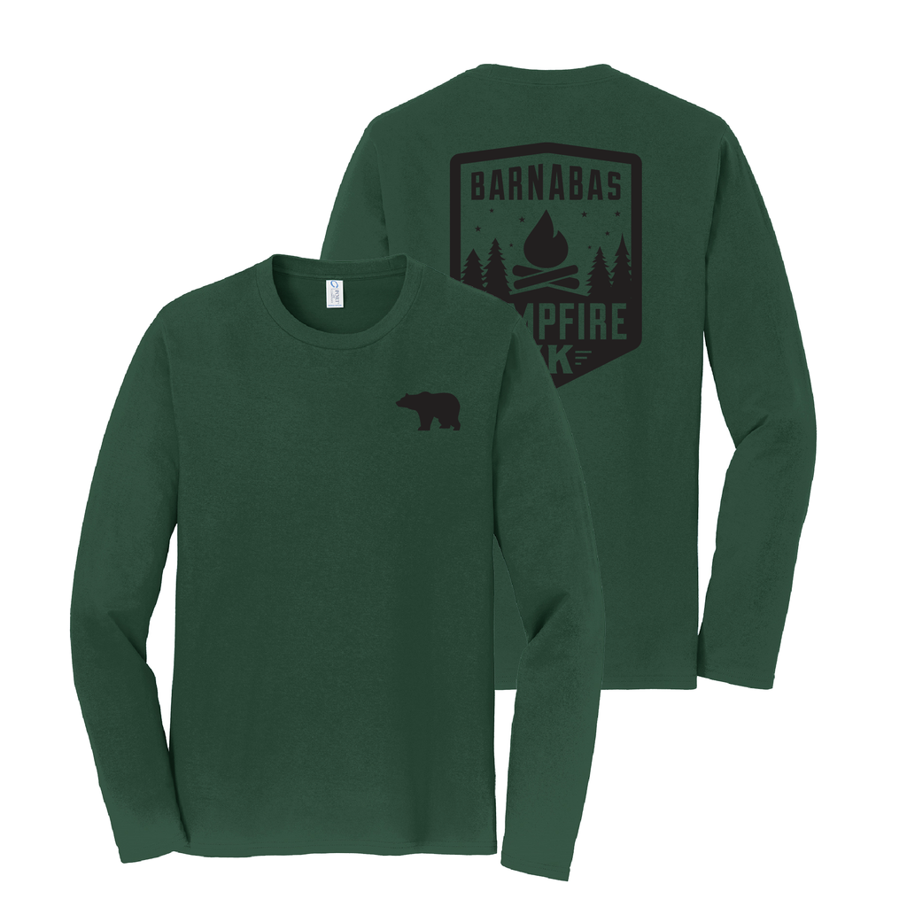 Campfire Run Long Sleeve