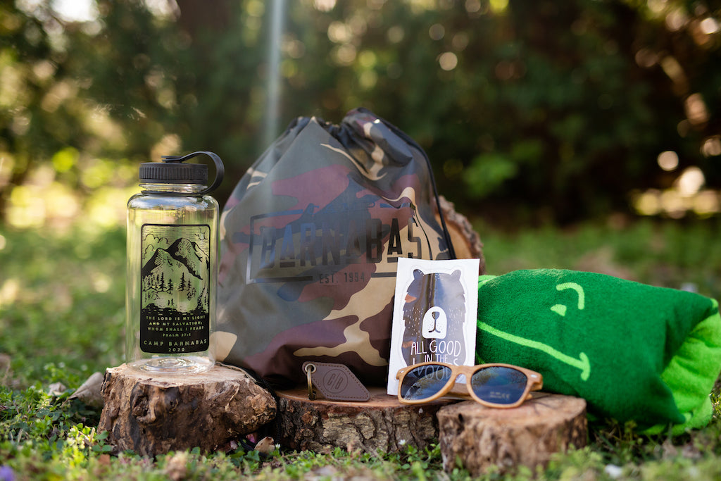 Camo Camp at Home Bundle