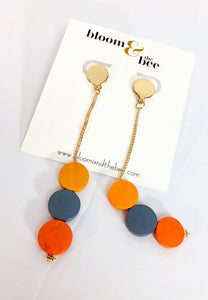 You Glow, Girl! Dangle Earrings