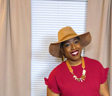 Load image into Gallery viewer, Anna Mae Floppy Hat