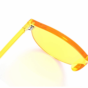 bloomandthebee,Lite Shade Rimless Sunglasses,Bloom and The Bee ,