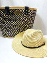 Load image into Gallery viewer, Panama Jackie Sun Hat