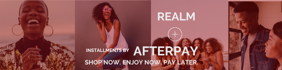 Realm - Introducing Afterpay!