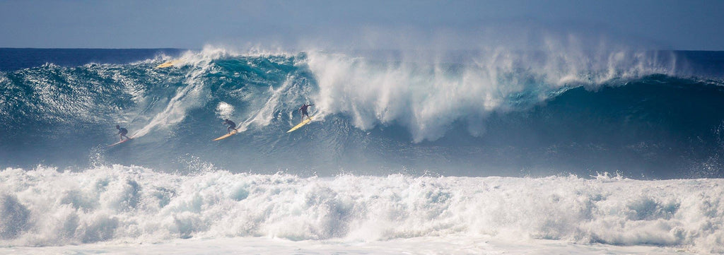 Volcom Pipe Pro Hawaii North Shore