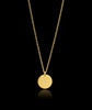 9ct gold cancer zodiac pendant catherine zoraida