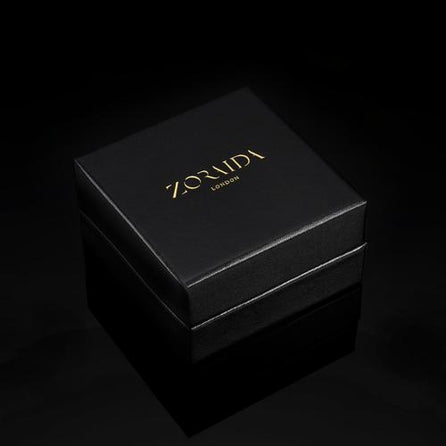zoraida black jewellery box