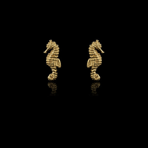 Gold Fern Wrap Ring