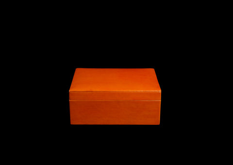 Maui Jewellery Box in Orange by Catherine Zoraida